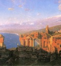 Haseltine William Stanley Greek Theater at Taormina