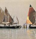 Haseltine William Stanley Italian Boats Venice