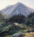 Haseltine William Stanley Mountain Scenery Switzerland