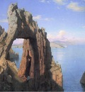 Haseltine William Stanley Natural Arch at Capri
