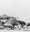 Haseltine William Stanley New England Coast