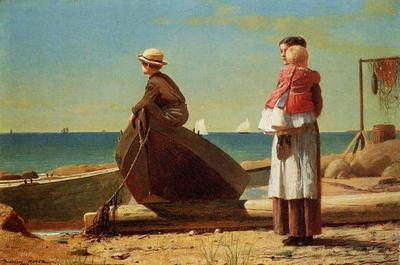 Homer Winslow Dad s Coming