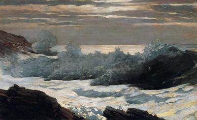 Homer Winslow Early Morning After a Storm at Sea