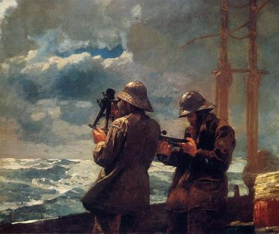 Homer Winslow Eight Bells