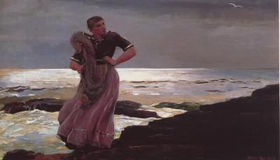 Homer Winslow Light on the Sea