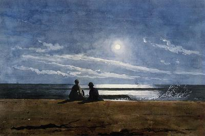 Homer Winslow Moonlight