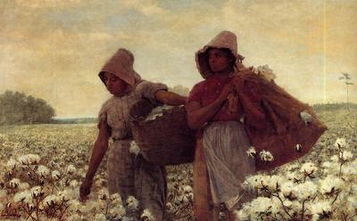 Homer Winslow The Cotton Pickers