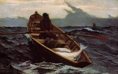 Homer Winslow The Fog Warning