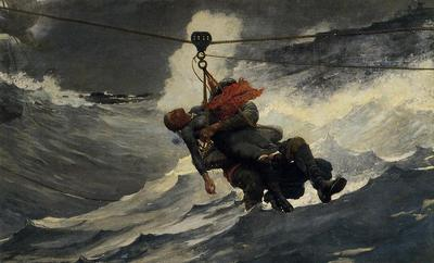 Homer Winslow The Life Line