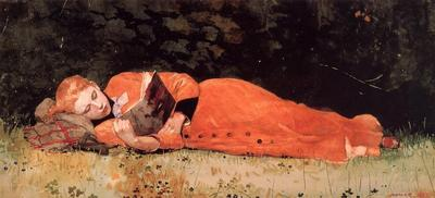 Homer Winslow The New Novel aka Book
