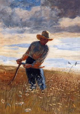 Homer Winslow The Reaper