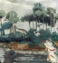 Homer Winslow Black Bass Florida