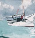Homer Winslow Fishing Boats Key West