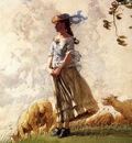 Homer Winslow Fresh Air