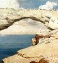 Homer Winslow Glass Windows Bahamas