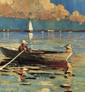 Homer Winslow Gloucester Harbor
