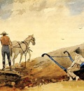 Homer Winslow Harrowing