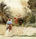 Homer Winslow On the Way to the Bahamas