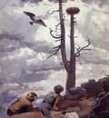 Homer Winslow Osprey s Nest