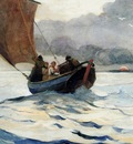 Homer Winslow Returning Fishing Boats