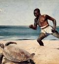 Homer Winslow Rum Cay