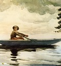 Homer Winslow The Boatsman