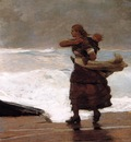 Homer Winslow The Gale