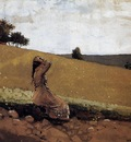 Homer Winslow The Green Hill aka On the Hill