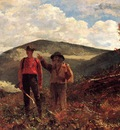 Homer Winslow The Two Guides