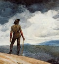 Homer Winslow The Woodcutter