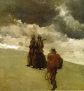 Homer Winslow To the Rescue