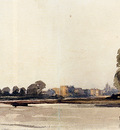 Wint Peter De Cookham On The Thames