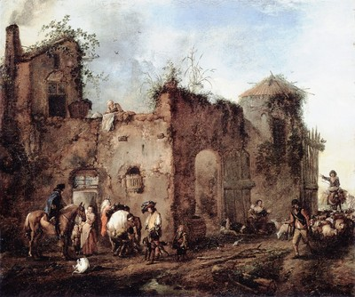 Wouwerman 56Farrier