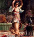 Zatzka Hans The Tambourine Player