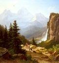 Zelger Joseph Lauterbrunnental