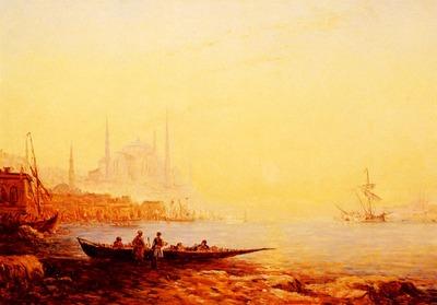 Ziem Felix Constantinople