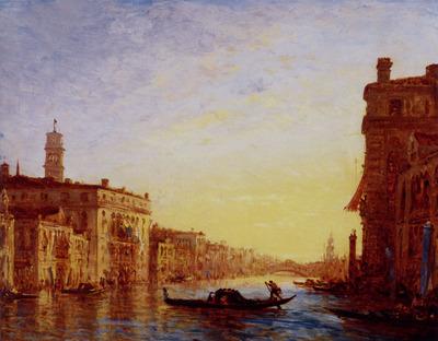 Ziem Felix The Grand Canal