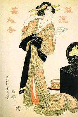 eizan, kikukawa japanese, 1787 1867