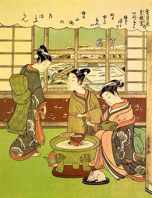 harushige, suzuki japanese, 1747 1818