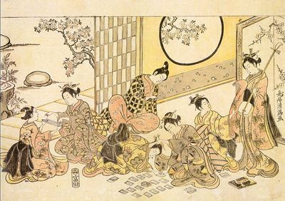 kiyomitsu, torii japanese, 1735