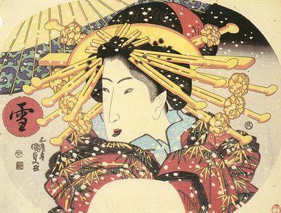 kunisada, utagawa japanese, 1786