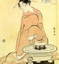 choki, eishosai japanese, active approx  1780 1800