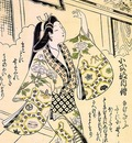 jihei, sugimura japanese, active 1680