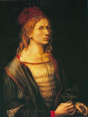 Albrecht duerer selbstportr