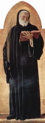 Andrea Mantegna Saint Benedict
