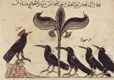 arabischer maler um 1210