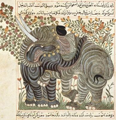 arabischer maler um 1295