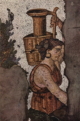 byzantinischer mosaizist des 5  jahrhunderts