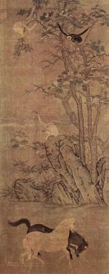 chinesischer maler des 10  jahrhunderts i