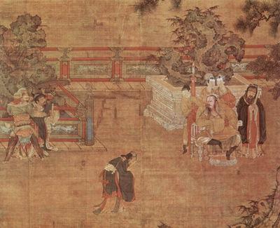 chinesischer maler des 12  jahrhunderts ii